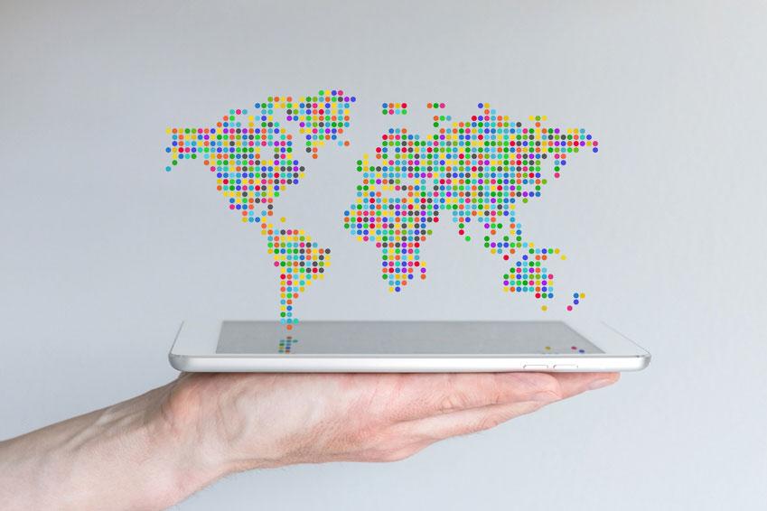 Projekterfahrung weltweit